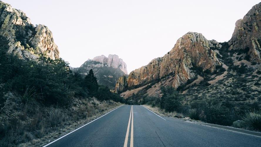 Big Bend National Park, Alpine, Texas.