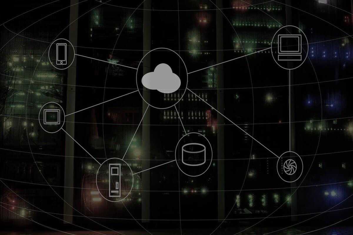 a cloud network