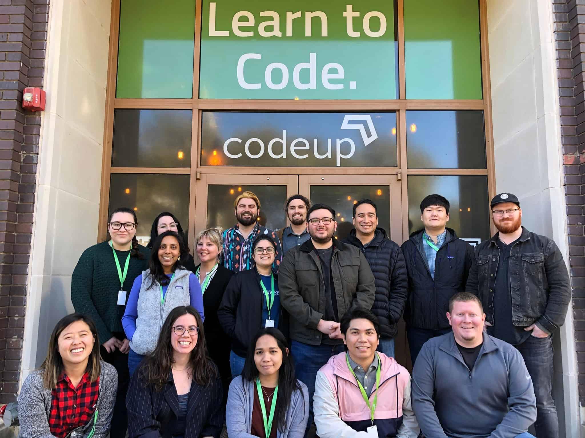 Codeup students