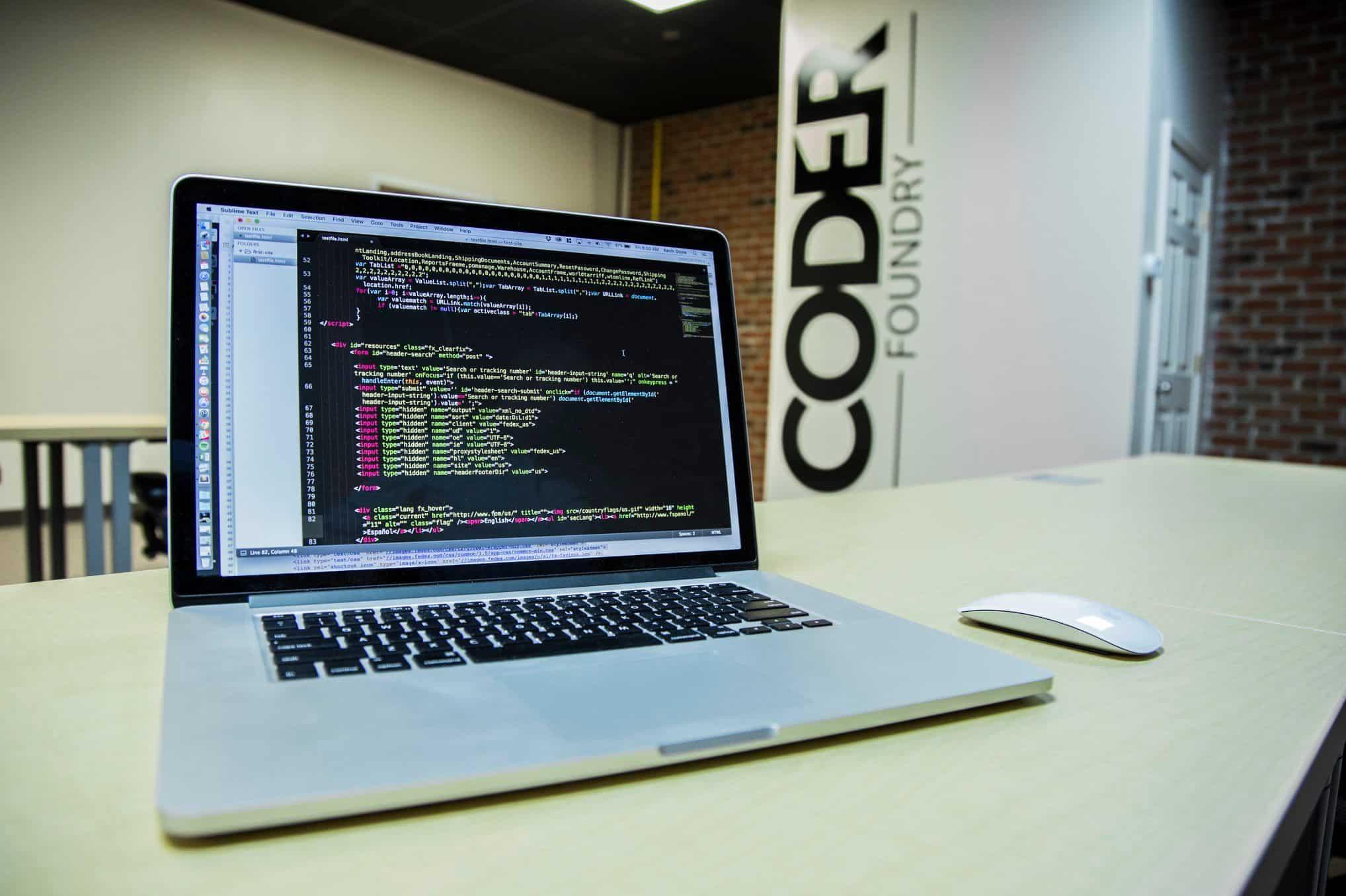 Coder Foundry