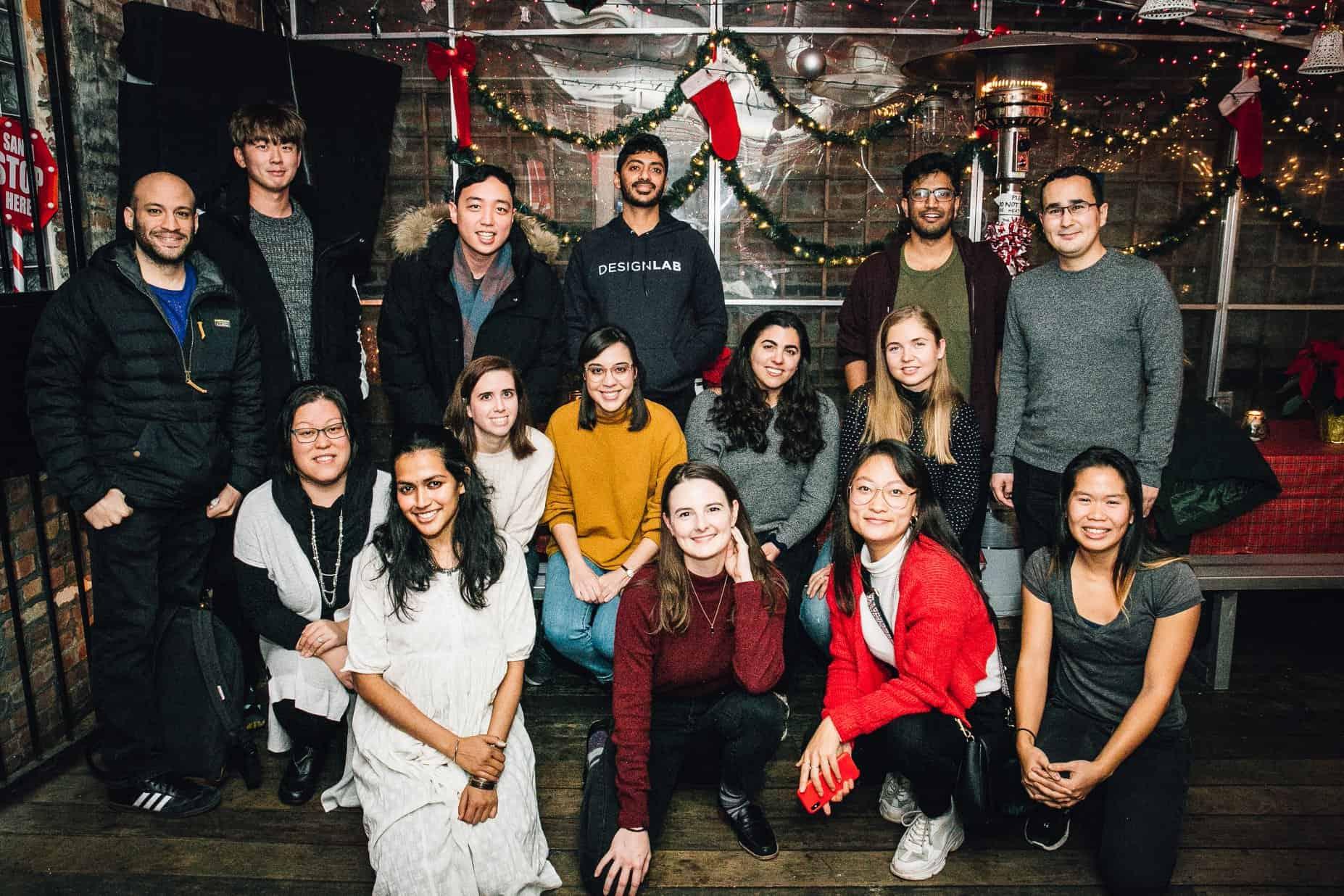 DesignLab students